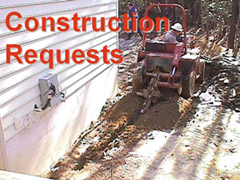 Construction Requests
