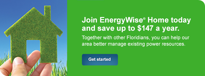 Join EnergyWise Home and save