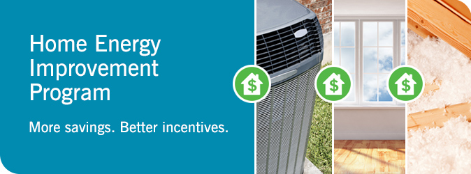 home energy improvement program