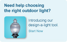 Introducing our design-a-light tool. Start now.