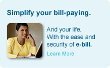 e-bill promotional