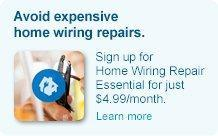 Home Wiring Repair promotional