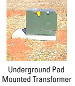 Underground Pad Mounted Transformer